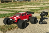 TRAXXAS E-REVO 1:8 BRUSHLESS + LED