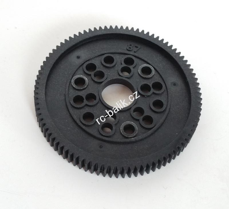 Axial Spur Gear 87T 48DP